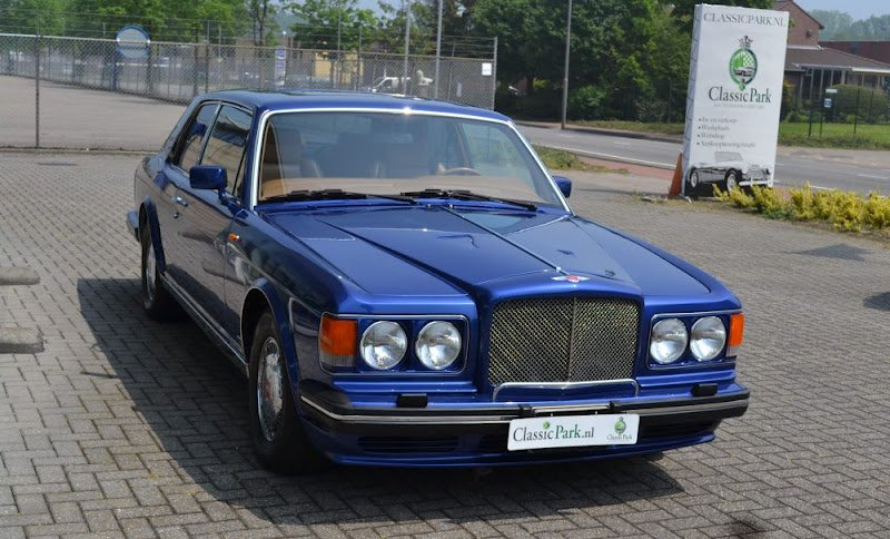 Bentley Turbo R Hooper 2 Door Saloon