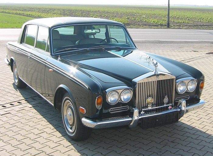 Rolls Royce Silver Shadow Long Wheelbase