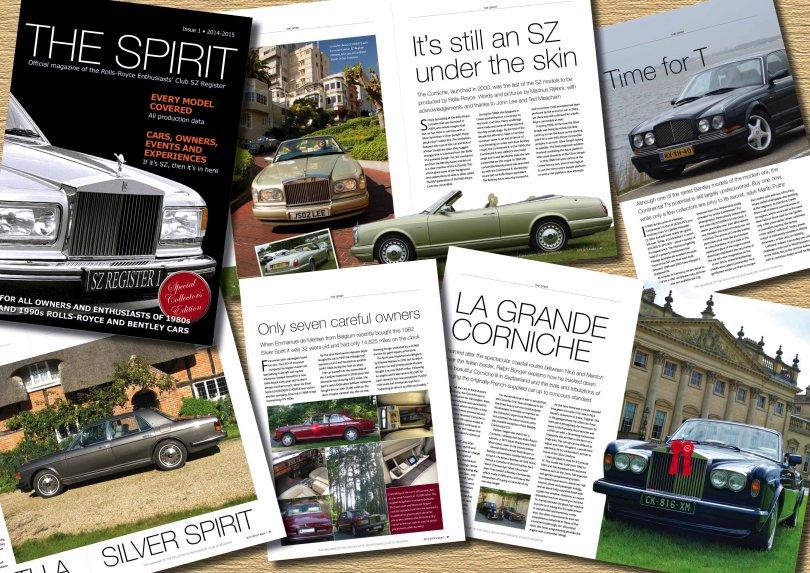 Rolls-Royce Silver Spirit - Contact