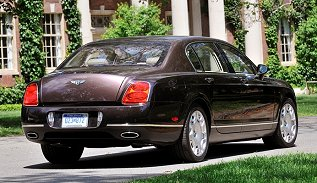 Click here for the gallery of pictures of the Bentley 4-door models
