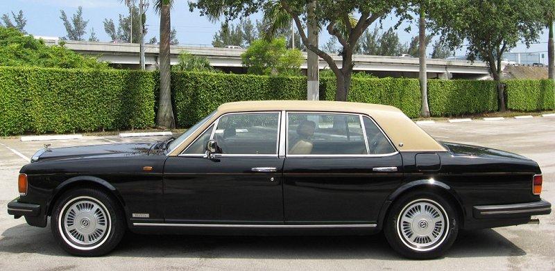 Bentley Mulsanne Long Wheelbase