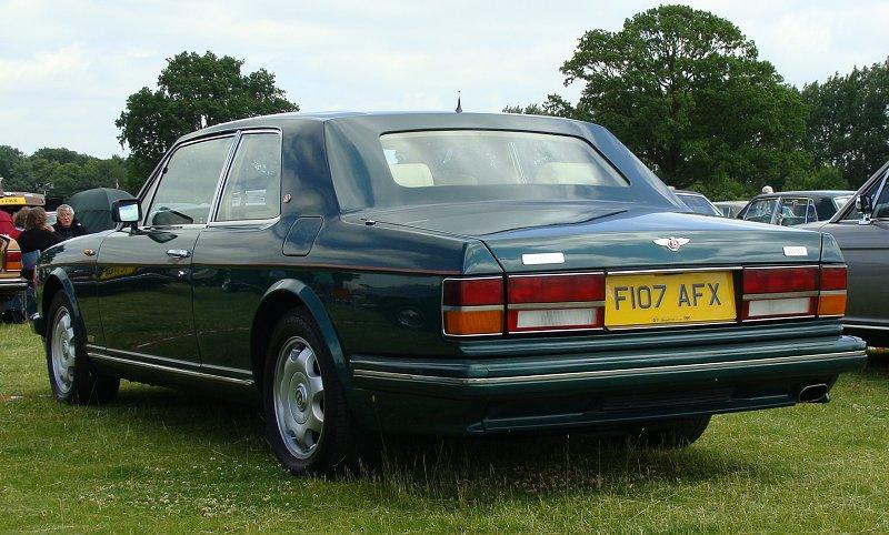 Bentley Turbo R Hooper