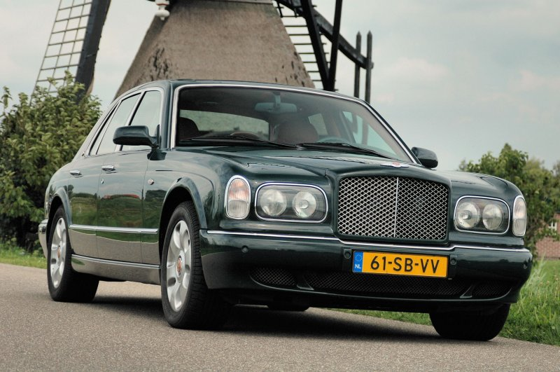 Bentley arnage red label sciox Choice Image