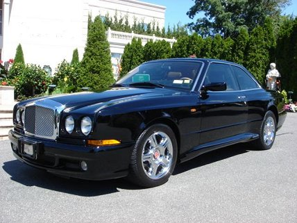 Bentley continental sc