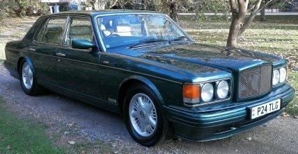 1998 Bentley Brooklands R WCH66003