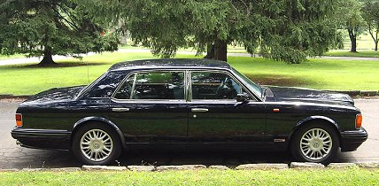 Bentley Brooklands R Long Wheelbase SCBZF19CXWCX66398 1998 This Is A Standard LWB That Was Commissioned To Mulliner Edition